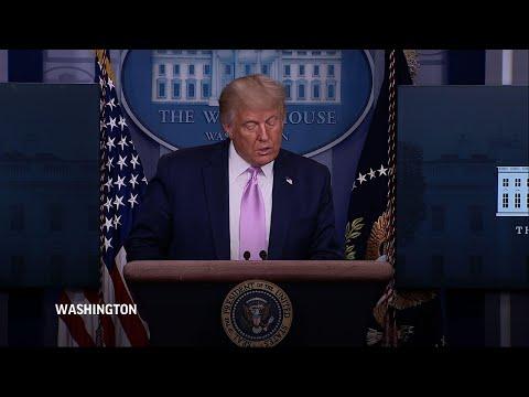 Trump seeks return of UN sanctions against Iran
