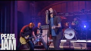 Comatose - Late Show With David Letterman - Pearl Jam