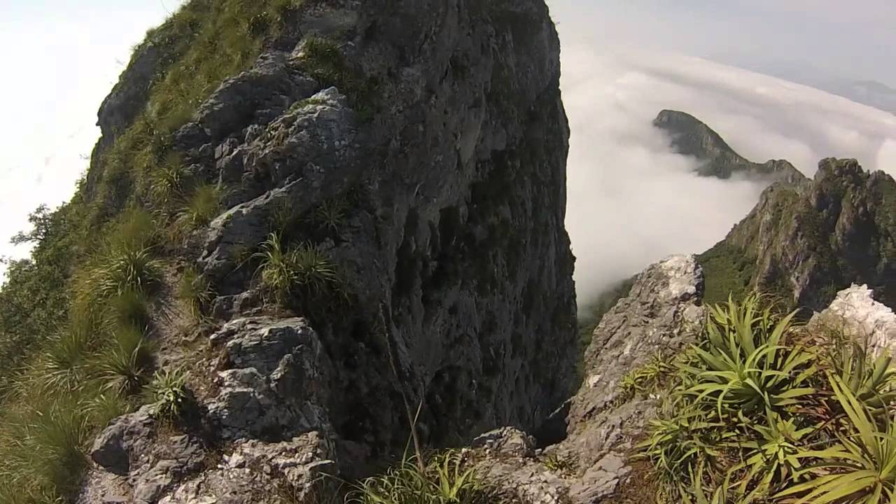 Cerro de la silla Pico Norte Ruta Directa  YouTube