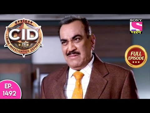 CID - Full Episode 1492 - 20th May, 2019