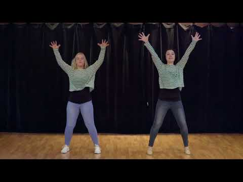 If I Were A Reindeer - MusicK8.com Kids Choreography
