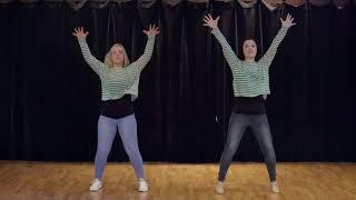 If I Were A Reindeer - MusicK8.com Kids Choreography