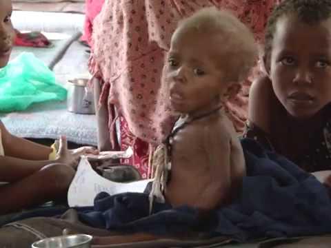 SOMALIA DROUGHT: Thousands flee Somali drought