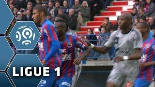 SM Caen - Olympique de Marseille (1-2) - Highlights - (SMC - OM) / 2014-15