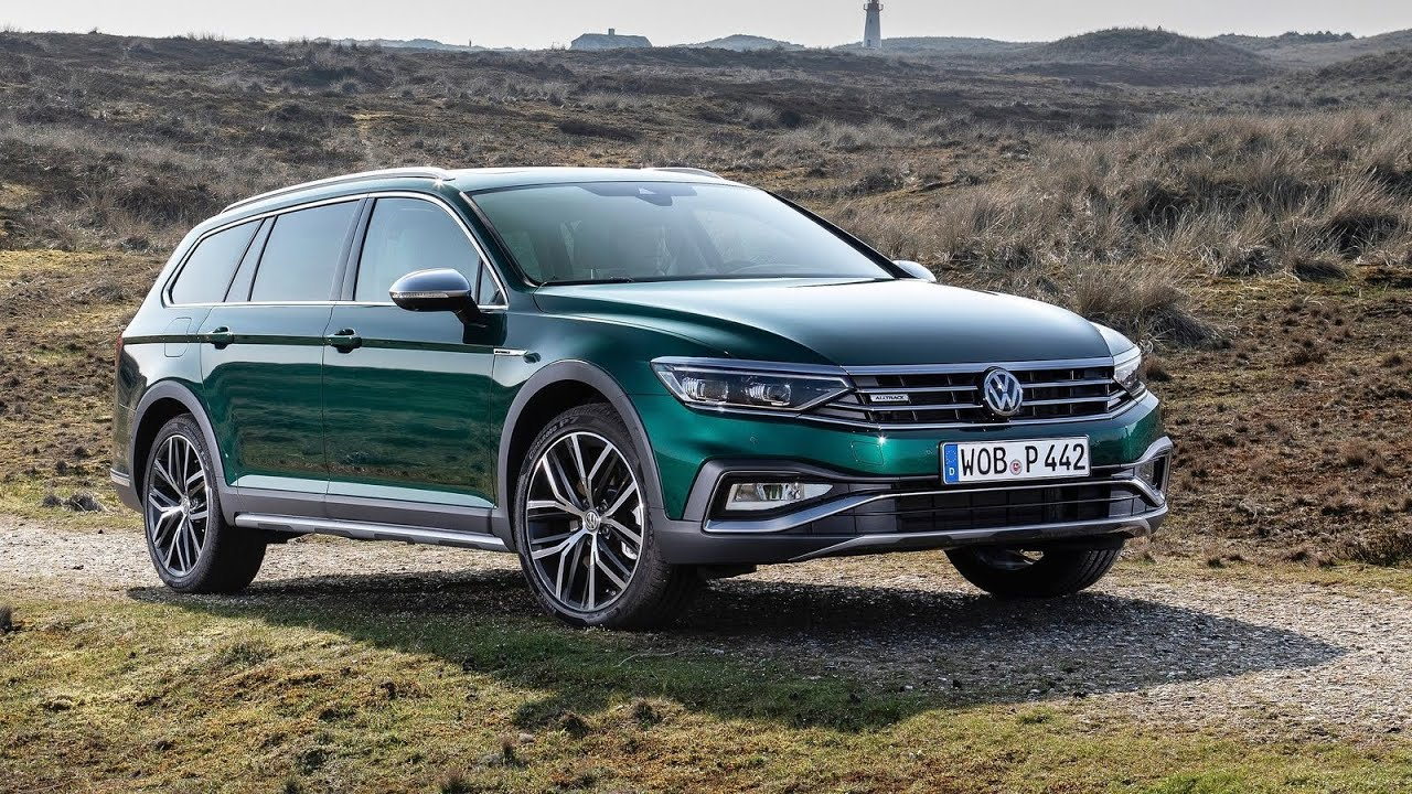 2021 Vw Passat Alltrack Price and Review