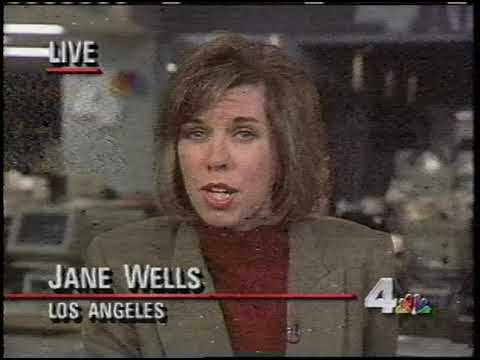 NBC 4, WNBC New York City - News At 11 - January 4, 1996 (With Ads)