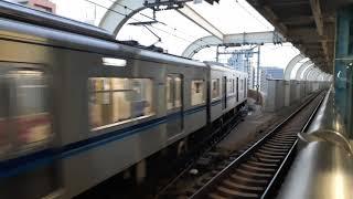 北総7500形京急蒲田駅発車