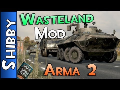 Day Z & ARMA - What is WASTELAND MOD? (Mission - Gameplay Introduction)