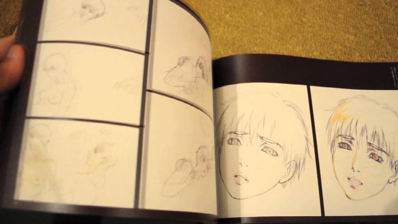 Berserk The Movie Character Design Art Book : Berserk golden age arc movies artbook quot characters youtube