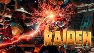 Destruyendo con Raiden