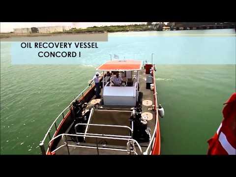 Oil Recovery Vessel CONCORD I