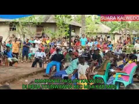 Kampanye Kalwedo Di Desa Tounwawan Pulau Moa