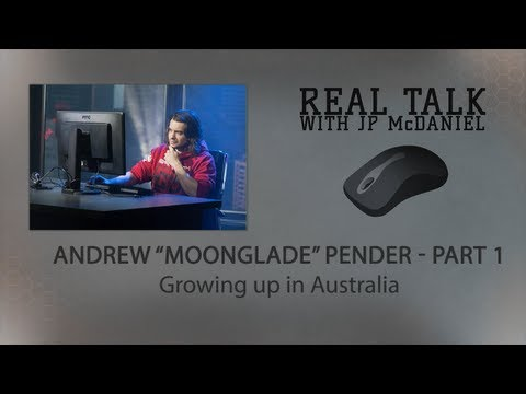 Real Talk - mOOnGLaDe - Growing up, Gaming outside Starcraft (Part 1)