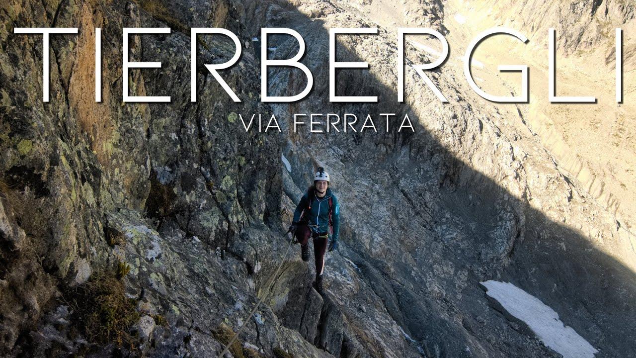 Klettersteig Tierbergli : Klettersteig tierbergli sustenpass youtube