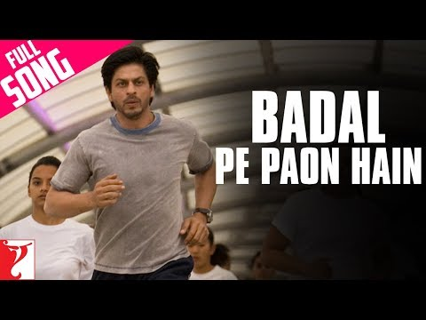 Mix - Badal Pe Paon Hain Song | Chak De India | Shah Rukh Khan