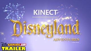 Disneyland Adventures Trailer