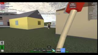 roblox yya scar with a drum mag apocalpse rising