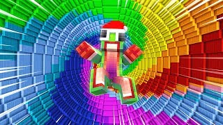 EXTREME MINECRAFT CHRISTMAS DROPPER!