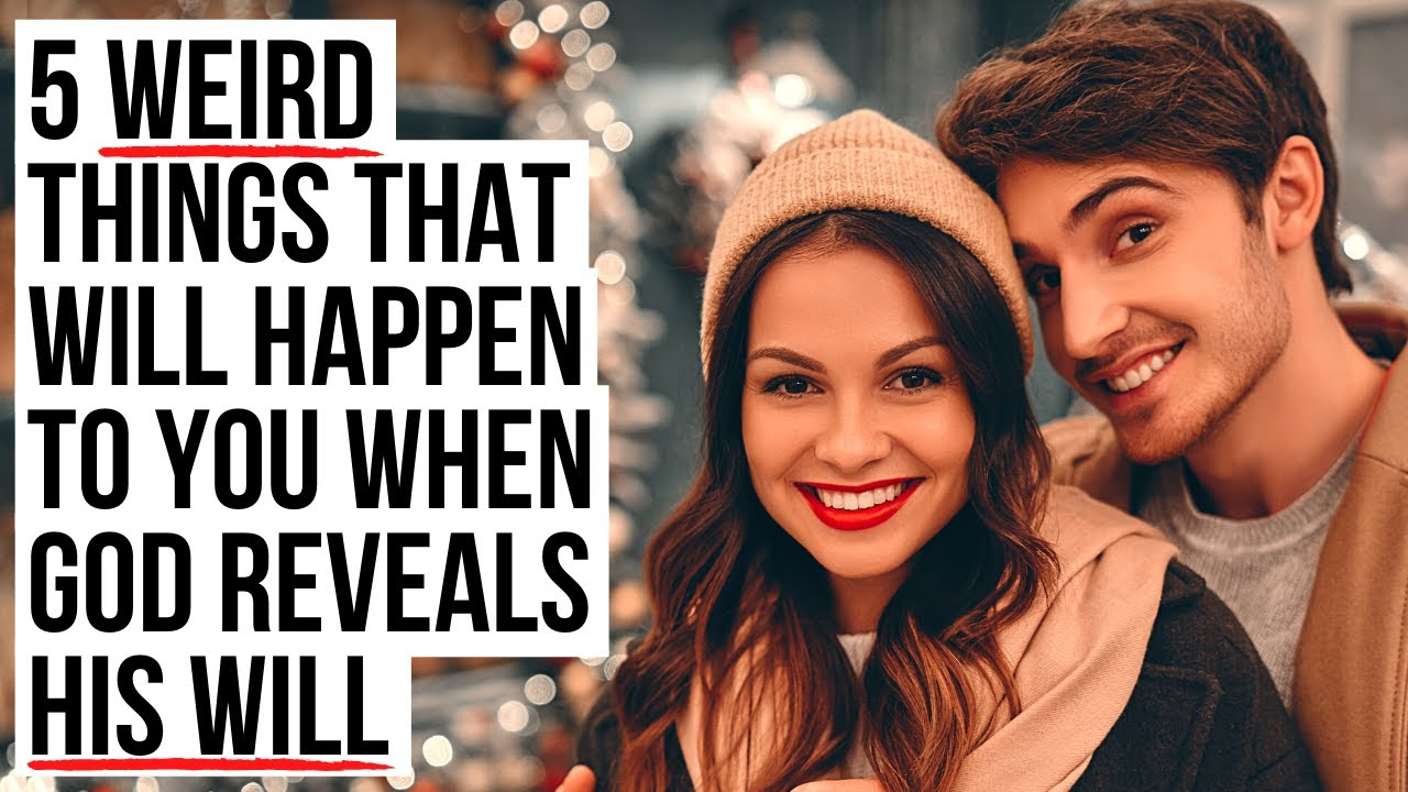 5 Weird Things God Often Uses to Reveal His Will to You