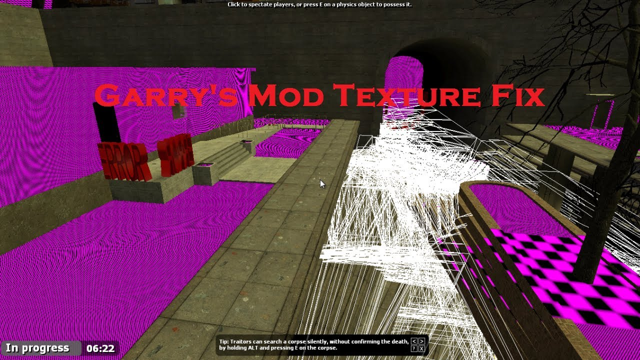 Garry s mod нет текстур на картах кс го реальная стоимость вещей в кс го