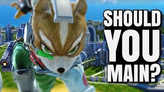 Should You Main Fox in Smash Ultimate?