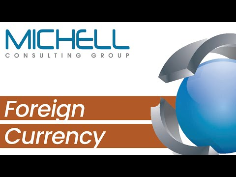 Foreign Currency in SAP Business One