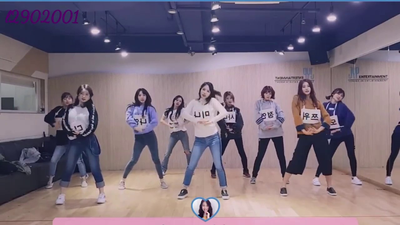 TWICE(트와이스) 'LIKEY' DANCE VIDEO(mirrored)