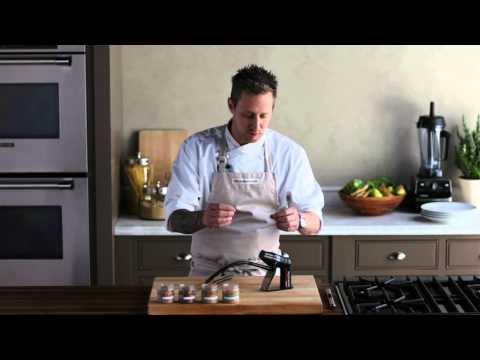 How to Use The Smoking Gun™ with Chef Michael Voltaggio Part 1 | Williams-Sonoma