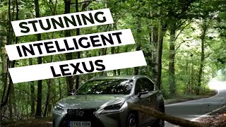 Lexus NX Review 300h - Watch this and you WILL buy one!!