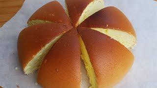 我家这样做蛋糕,不用面粉,不用烤箱,不用蒸,松软绵甜,不上火