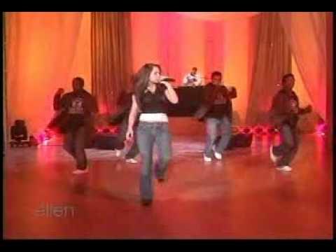JoJo - Baby it's you (Live at Ellen DeGeneres Show)