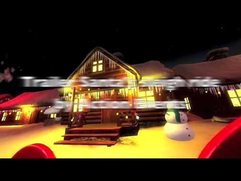 santa sleigh ride virtual reality by action events