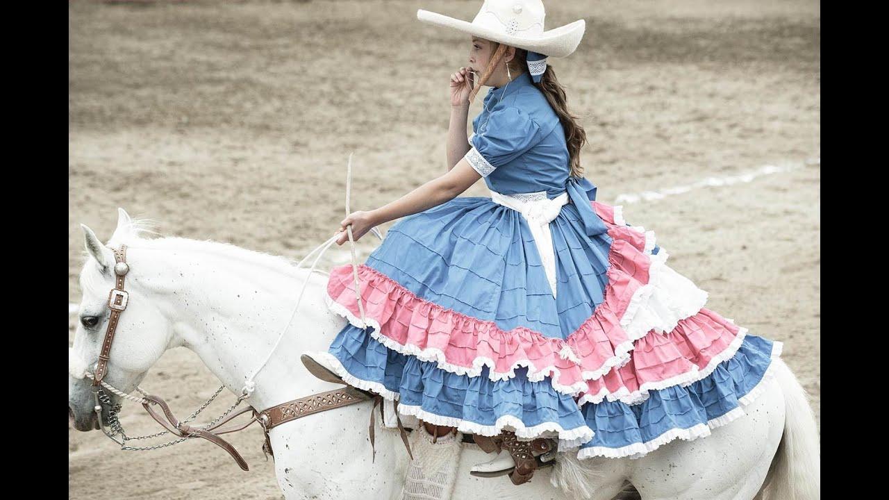Vestidos Escaramuza 20 Vestidos