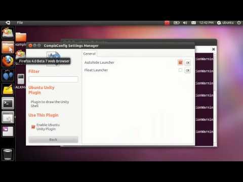 ubuntu 11.04 default