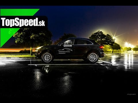 Test Porsche Macan S Diesel TopSpeed.sk