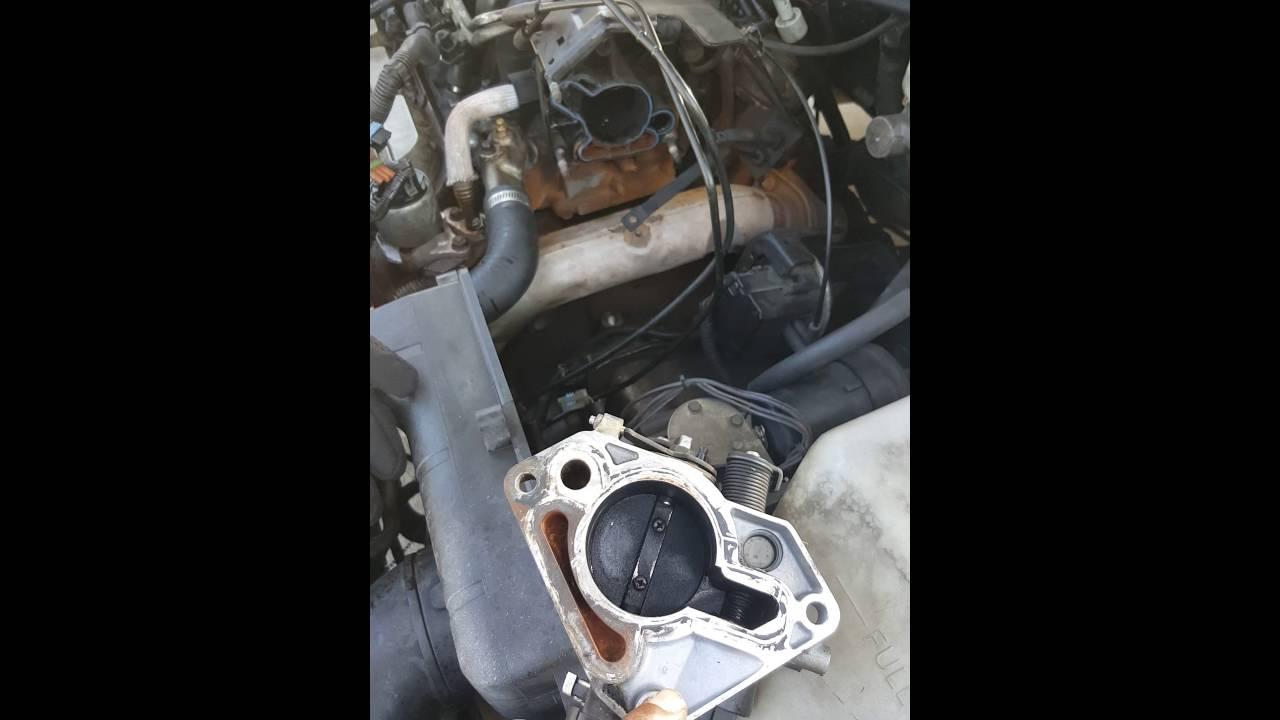 1994 buick lesabre 3800 coolant leak the throttle body youtube Buick LeSabre Parts Diagram  1993 Buick LeSabre Engine Diagram 1994 Buick LeSabre Vacuum Hose Diagram 2006 Buick Terraza Engine Diagram