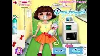 Dora The Explorer Online Games Dora Doctor Games