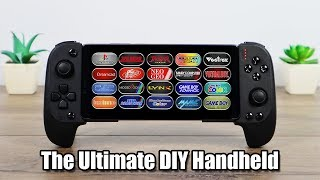 The Ultimate Diy Handheld Emulation Console