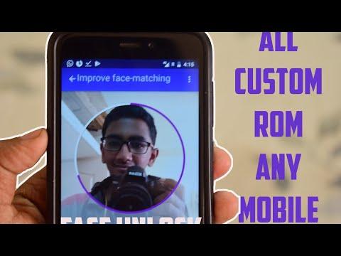 Face Unlock-Custom ROMs (a.k.a)Instant trusted faces