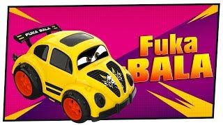 Bs Toys | FUKA BALA  (Carrinho de Brinquedo para crianças)