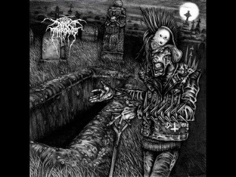 darkthrone - wisdom of the dead