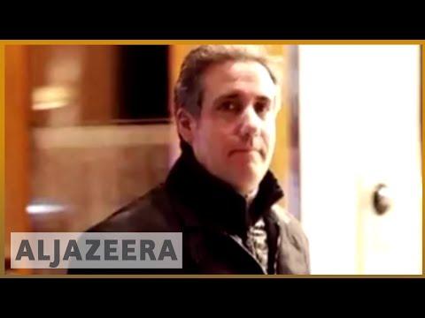 🇺🇸 Ex-Trump lawyer Michael Cohen pleads guilty, implicates president | Al Jazeera English