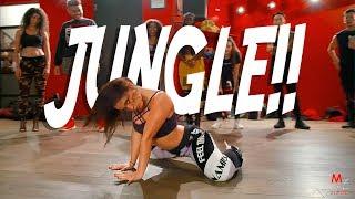 Gambar cover SONNY - Jungle!! - Choreography by @NikaKljun