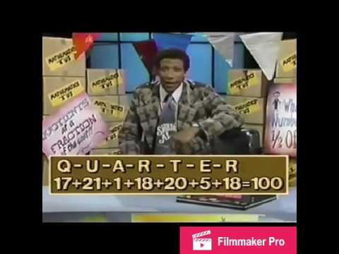 Square One TV  Mathematics 'R' Us compilation