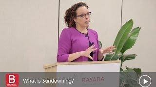 What Is Sundowning