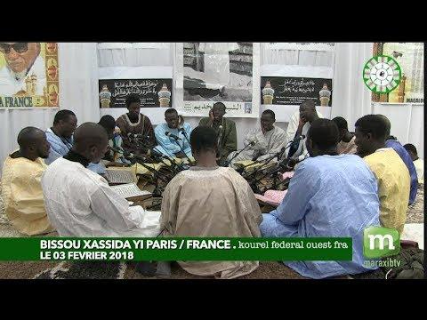 kourel federal ouest france bisou khassida yi 3 2 2018 paris france