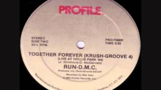 Watch Run DMC Together Forever krushgroove 4 video