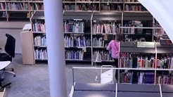 Mitä tapahtuu kirjaston vanhoille kirjoille?