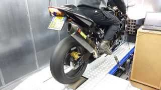 Dyno Run 2004 Kawasaki ZX-10R