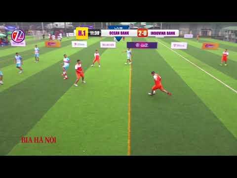 FULL BANK LEAGUE 2018:  OCEAN BANK 7-1 INDOVINA BANK